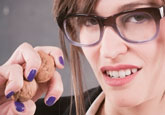 funny ecard woman glasses purple nails